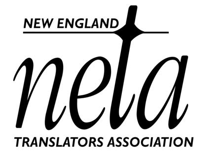 NETA - New England Translators and Interpreters Association